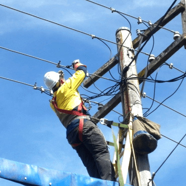 level 2 electrician hills district